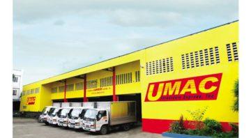 Umac Forwarder Express Inc