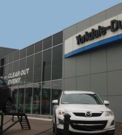 Yorkdale Dufferin Mazda